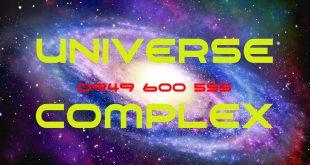 Phối cảnh dự án căn hộ Universe Complex