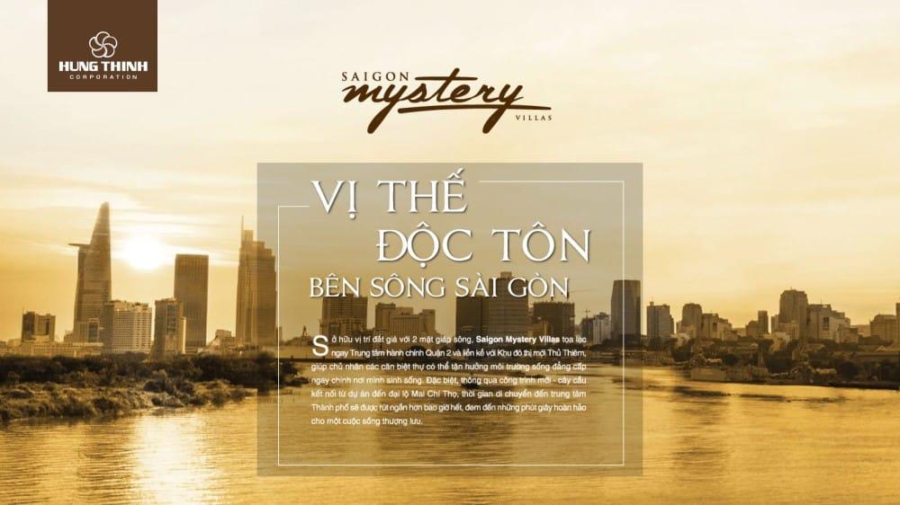 Giới thiệu dự án Saigon Mystery Villas