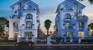 Mẫu biệt thự nhà phố Saigon Mystery Villas