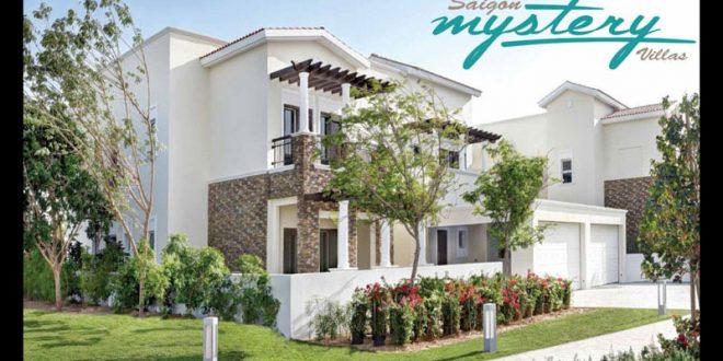 Tổng quan căn hộ Saigon Mystery Villas