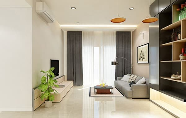 Cho thue Melody Residence Au Co 74