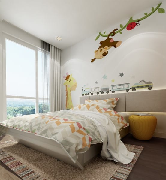 Cho thue Melody Residence Au Co 75