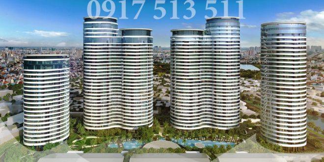 Masterview-4-tòa-tháp-của-City-Garden