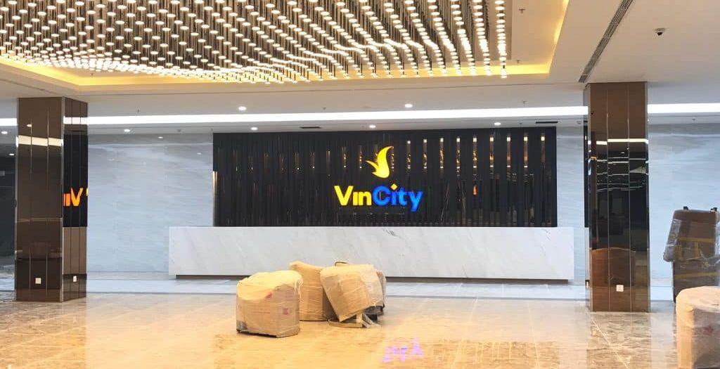 hình ảnh sảnh đặt Sa bàn nhà mẫu Vincity Quận 9 1024x768