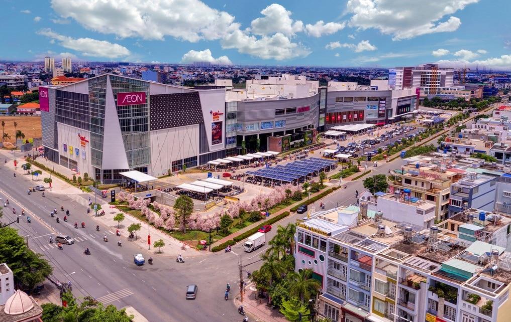 Đại siêu thị AEON Bình Tân