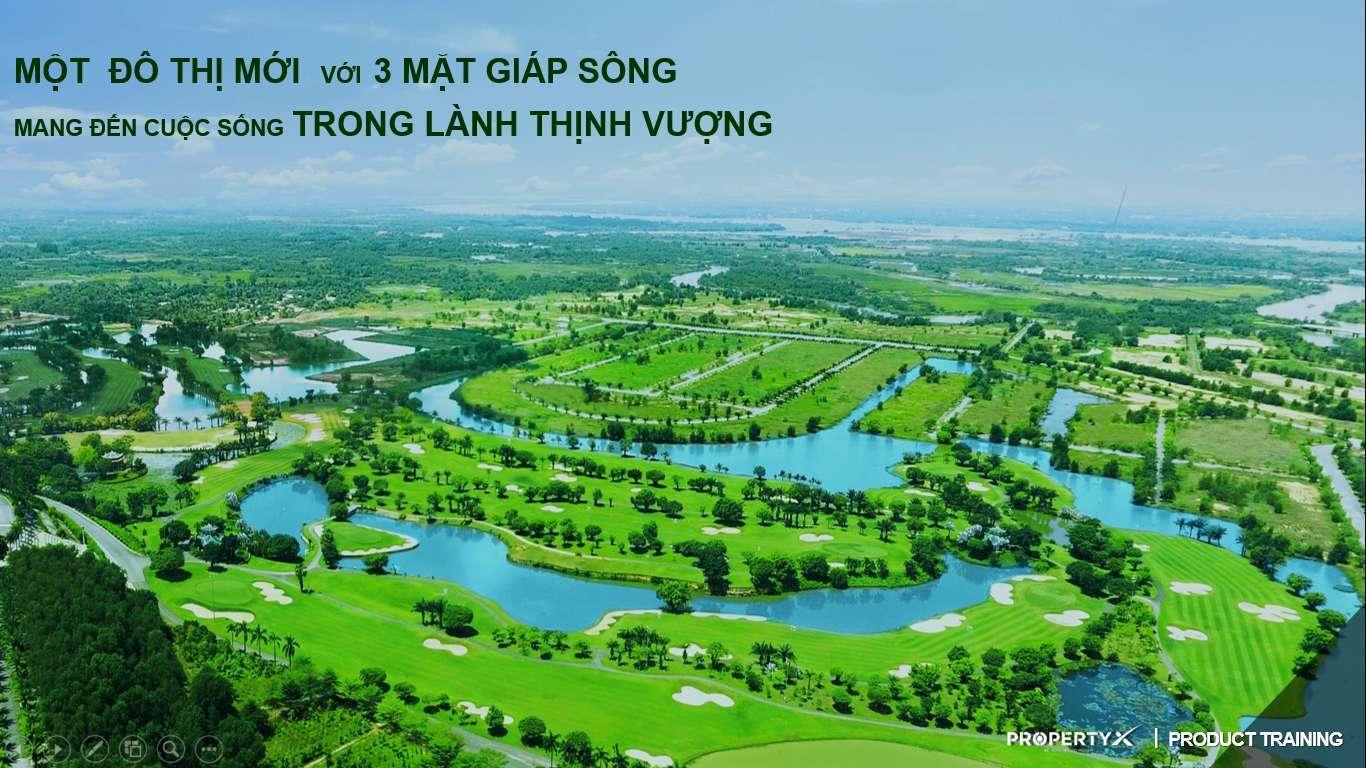Biên Hòa New City - 3 mặt view sông