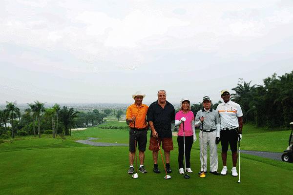 Sân Golfl Hiện Hữu dự án Đất Nền Sân Golf Long Thành (tt)