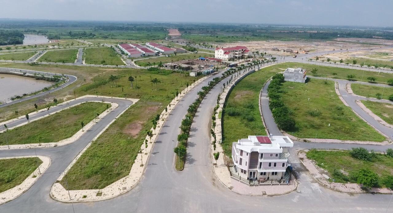 Hạ Tầng Hiện Hữu Đất Nền Sân Golf Long Thành