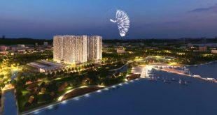 Phối cảnh dự án Q7 Riverside Complex