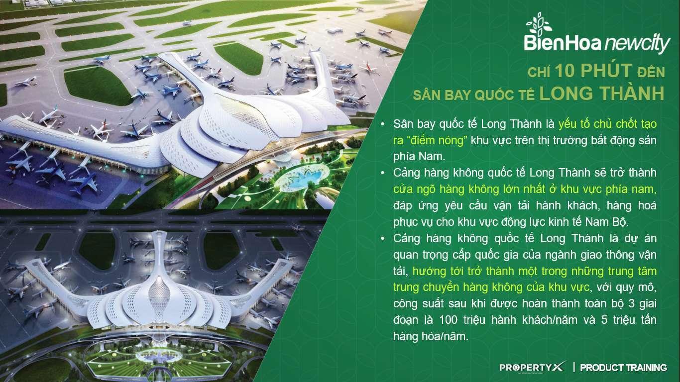 Sân Bay Nội Địa Long Thành