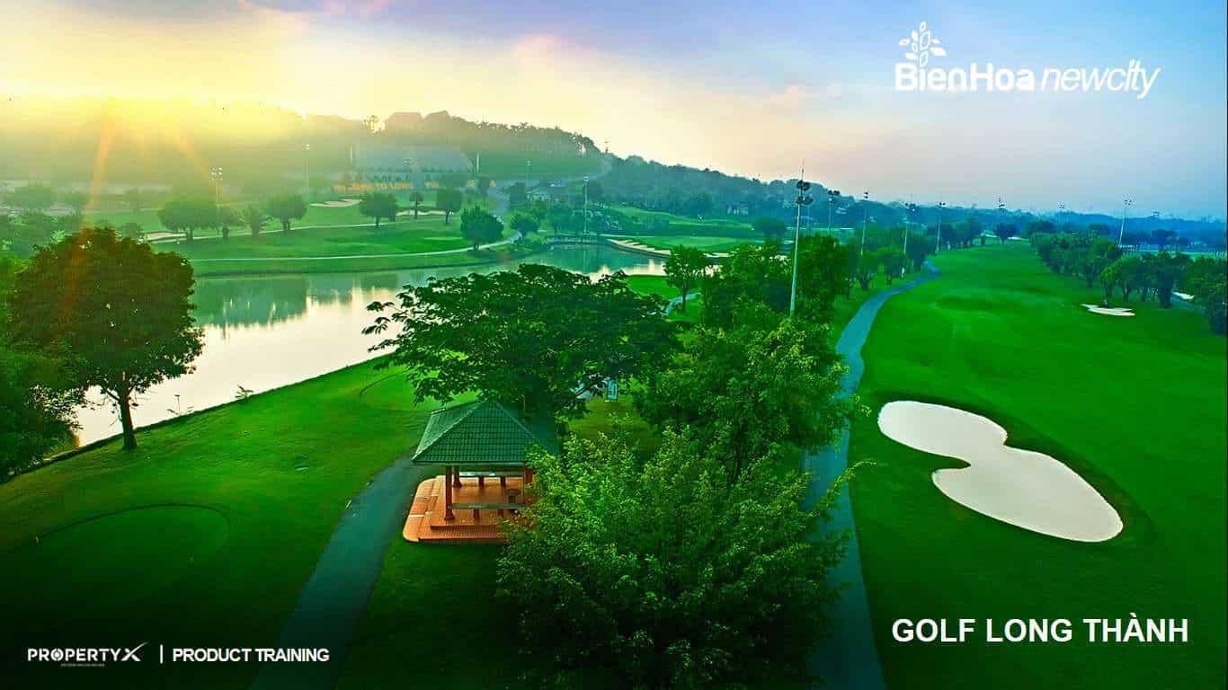 View Sân Golf Long Thành - Tầm Nhìn Triệu Đô
