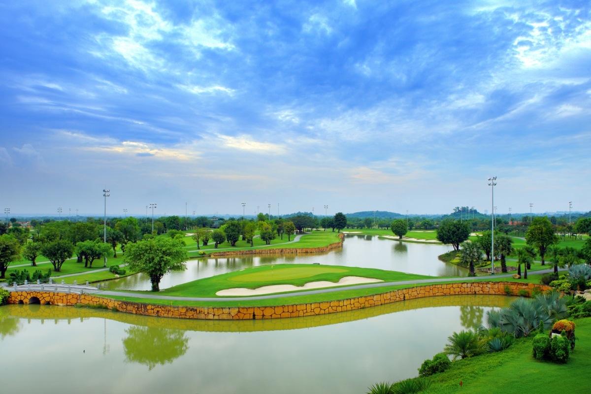 View Sông nhìn từ Biên Hòa New city
