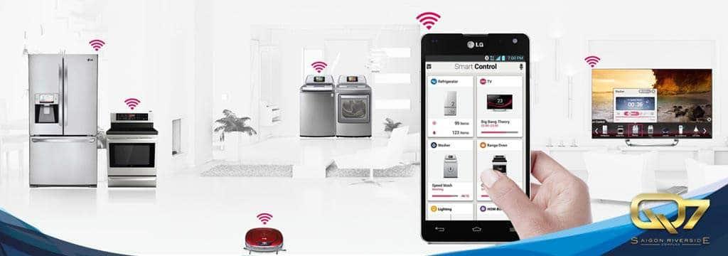 Hệ Thống Smart Home Hiện Đại Q7