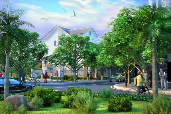 Công viên nội khu dự án hưng thịnh