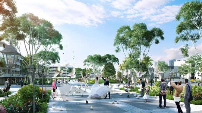 Tiện ích dự án La Residence Hưng Thịnh