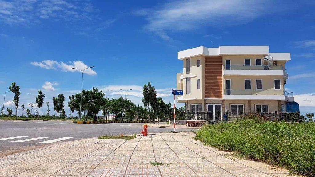 Hạ Tầng Hiện Hữu Đất Nền Sân Golf Long Thành (tt-2)