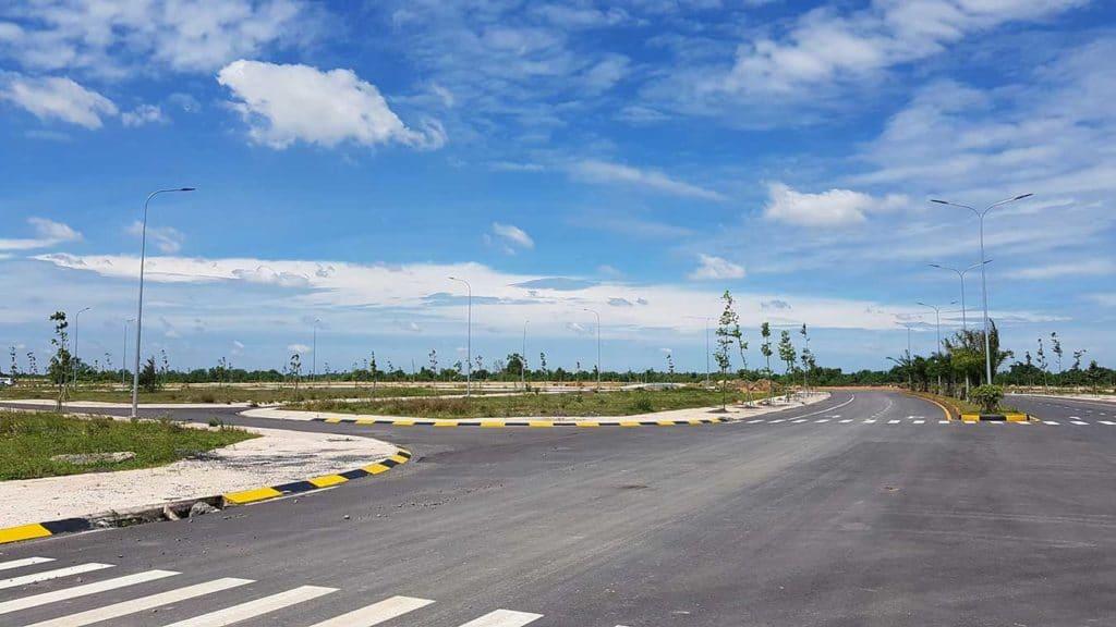 Hạ Tầng Hiện Hữu Đất Nền Sân Golf Long Thành (tt)