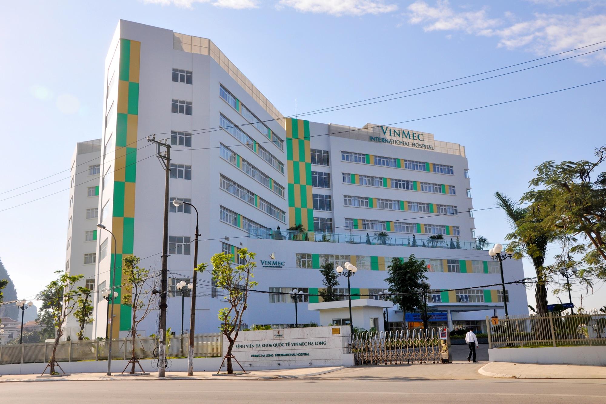 Bệnh viện quốc tế