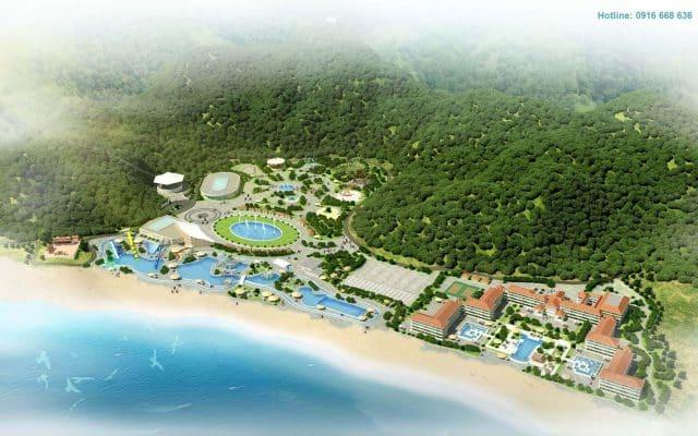 Tiện ích nội khu dự án Hải Giang Quy Nhơn