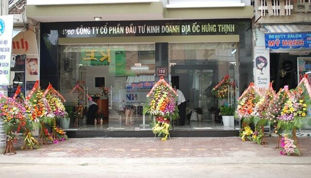 Văn phòng dự án La Residence tại Quy Nhơn