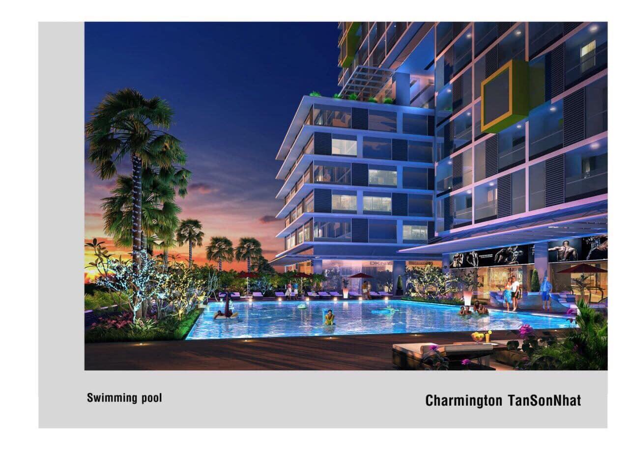 Charmington Tân Sơn Nhất - Căn hộ chuẩn 5 sao TTC Land Phú Nhuận 2