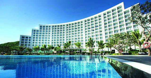 exterior vinpearl vinpearl nhatrang bay resort villa