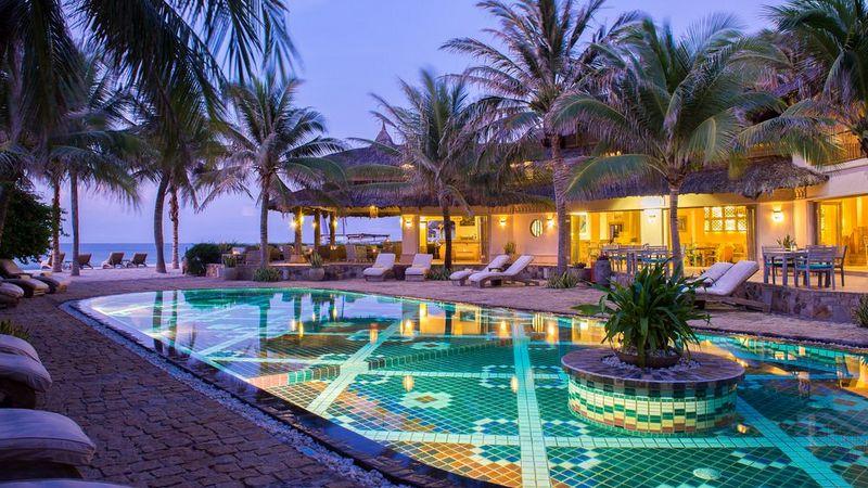 Hê thống Resort cao cấp chuẩn 5-6 sao