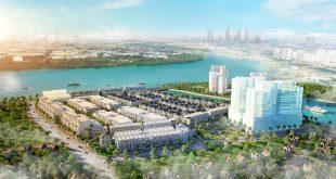 Phối cảnh tổng quan dự án Saigon Mystery Villas