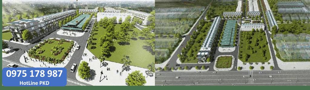 cơ sở hạ tầng dự án Phước Thiền