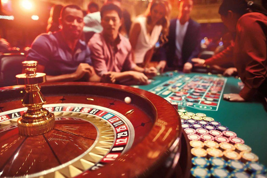 Casino dự án Phước Thiền
