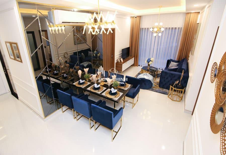 Can ho mau Q7 Saigon riverside complex