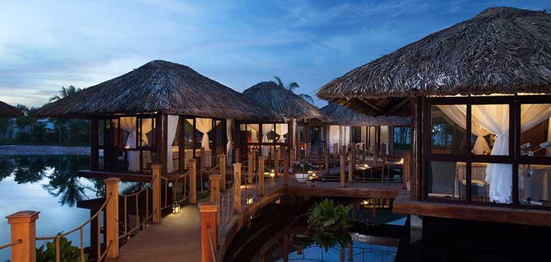 Khuôn viên Vinpearl Phú Quốc