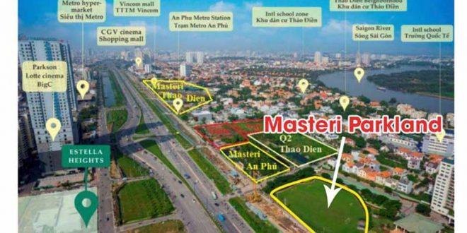 masteri parkland 1