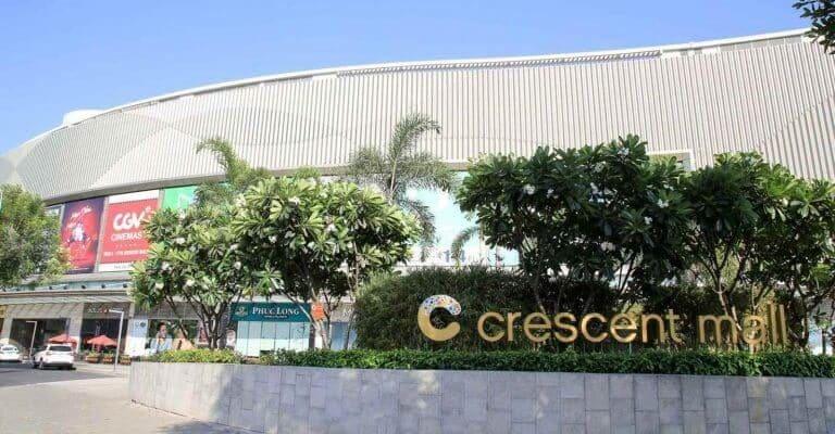 Trung Tâm Thương Mại Cao Cấp Crescent Mall Quận 7
