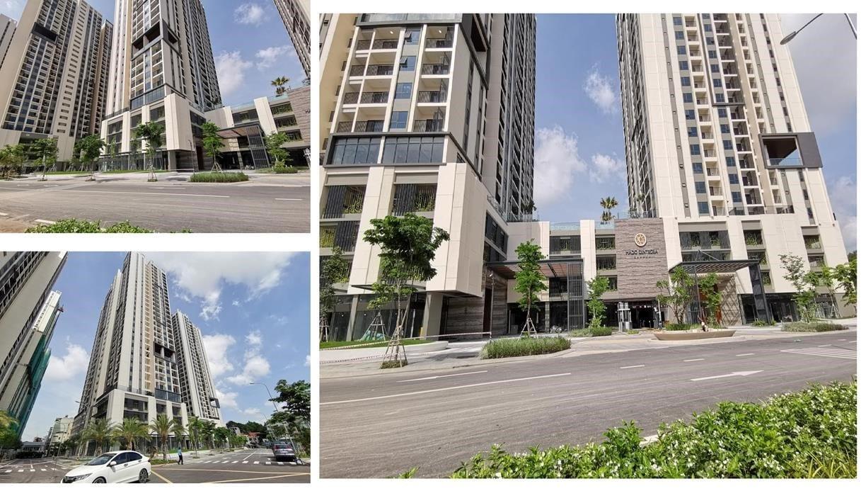 Cho thuê ngắn hạn Hà Đô Centrosa Quận 10 giá tốt nhất - Saigon Mystery  Villas