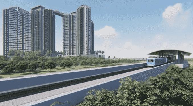 Bán dự án chung cư Metro Star Q9