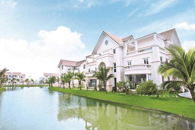 Vinhomes Riverside có kiến trúc hiện đại, đẳng cấp