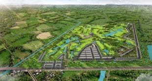 biệt thự west lakes golf & villas