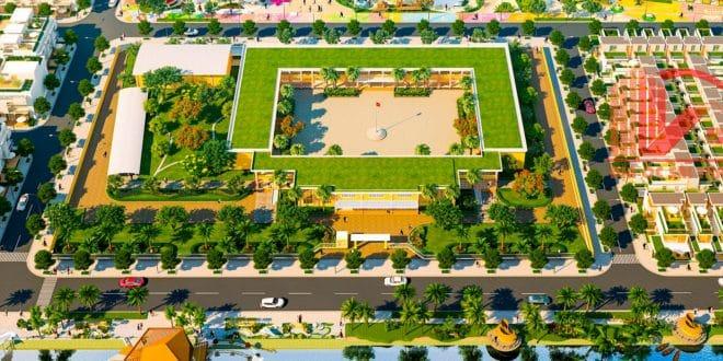 Đầu tư đất nền Hamilton Garden Long An