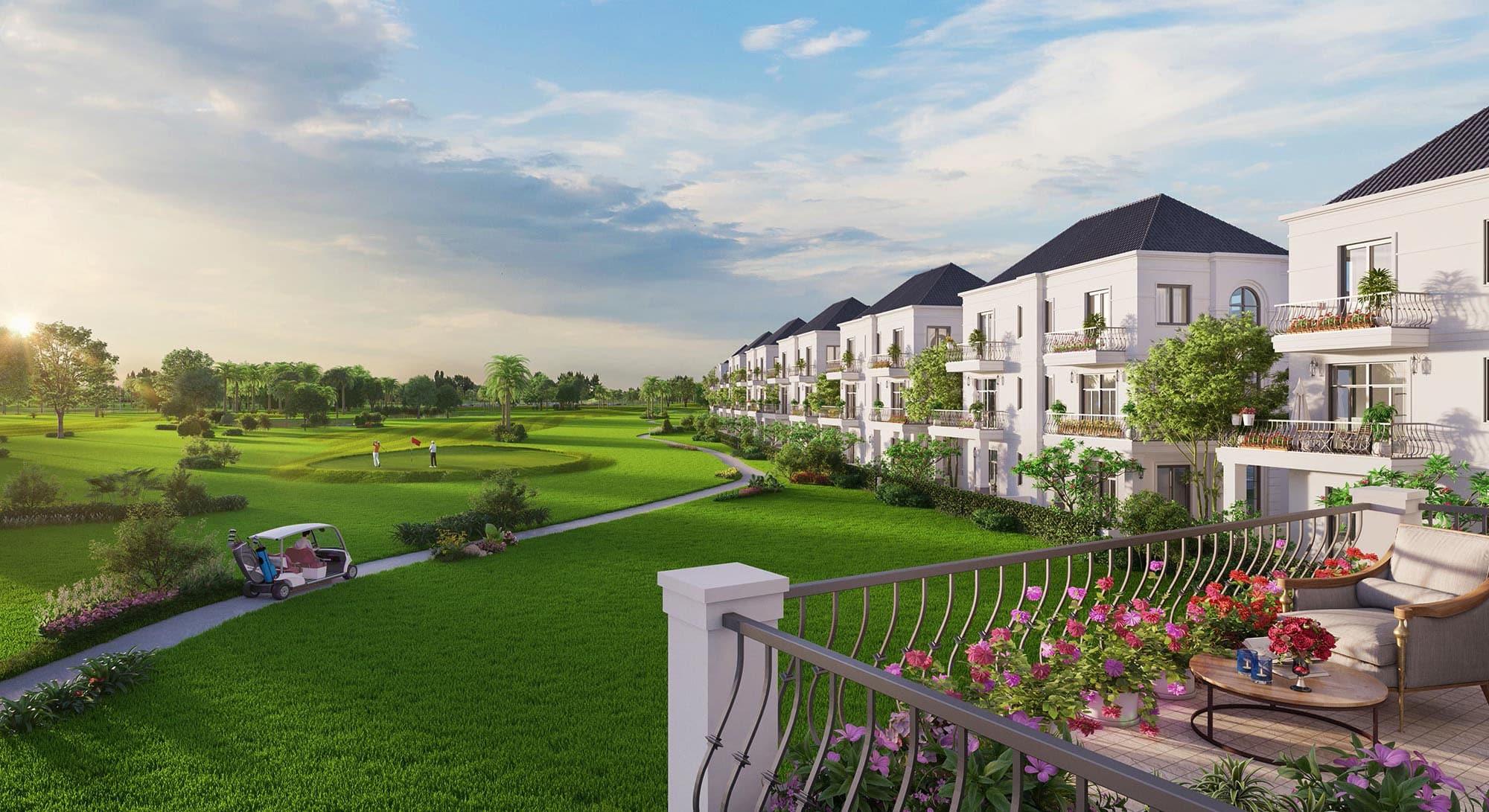 West Lakes Golf và  Villas luxury - kiến tạo và đẳng cấp